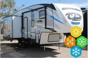 New 2019 Forest River RV Cherokee Arctic Wolf 285DRL4 Photo