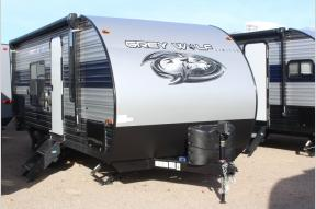 New 2020 Forest River RV Cherokee Grey Wolf 18MT Photo