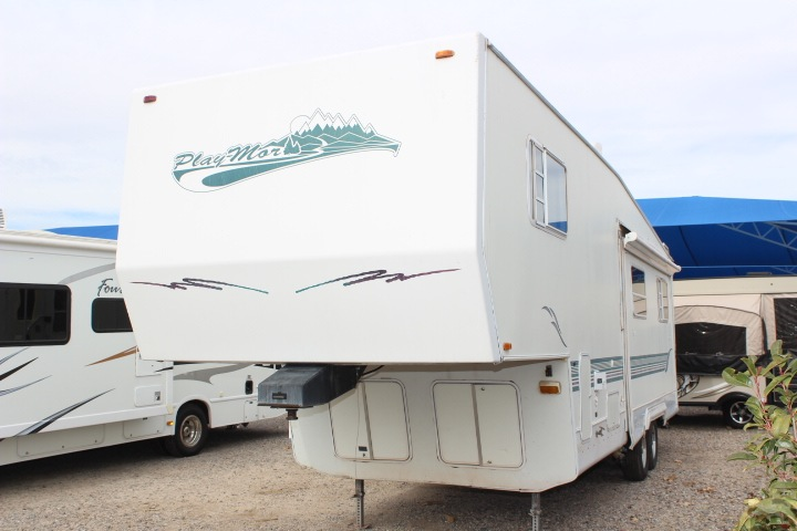 Used 1998 Play-Mor Play Mor 2710FW Fifth Wheel at Rocky