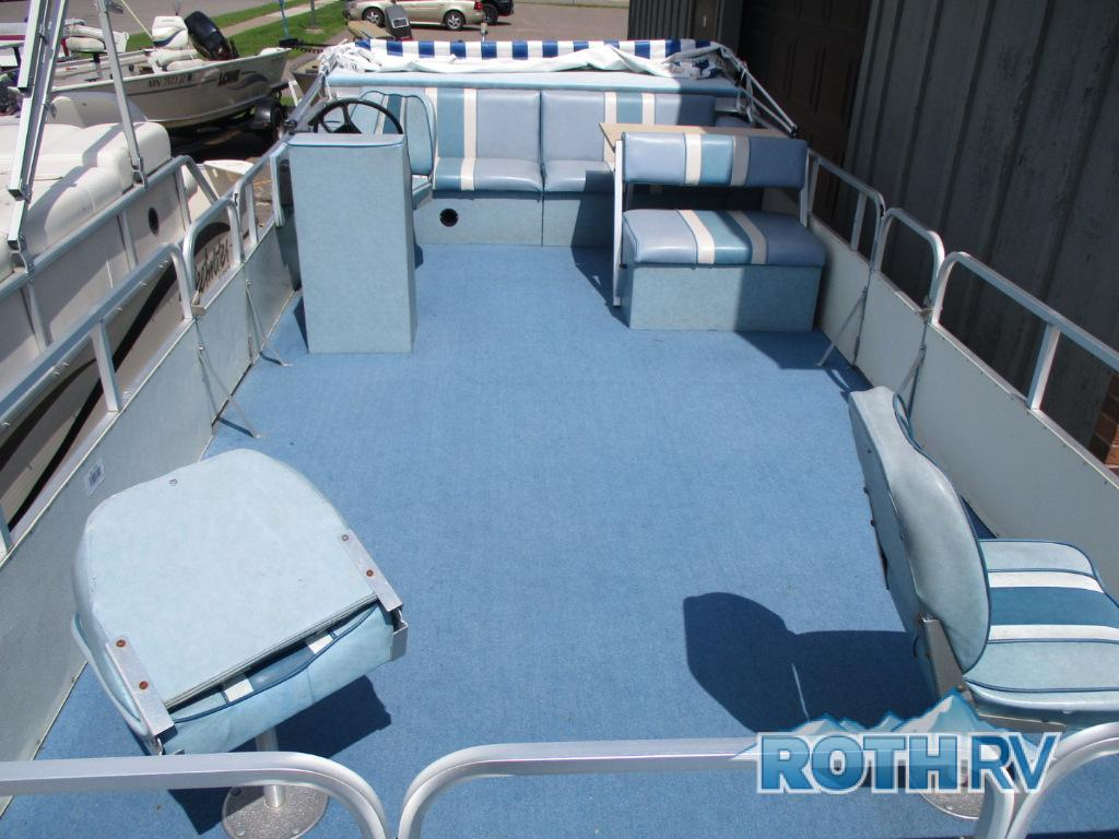 Used 1986 Weeres 24 Sportsman Pontoon at Roth RV | Deerwood