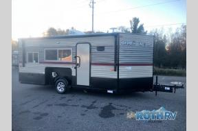 New 2019 Forest River RV Cherokee Grey Wolf 16BF Photo