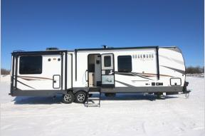 New 2021 Forest River RV Rockwood Signature Ultra Lite 8329SB Photo