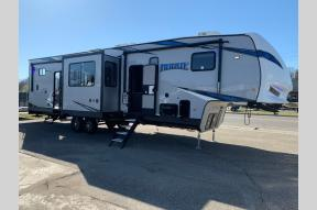 New 2021 Forest River RV Vengeance Rogue 324A13WS Photo