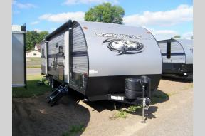 New 2020 Forest River RV Cherokee Grey Wolf 27RR Photo
