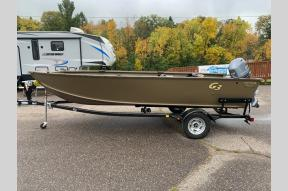 New 2020 G3 Boats Angler V Series Outfitter V177 T Photo