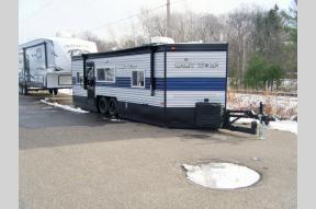 New 2021 Forest River RV Cherokee Grey Wolf 21GP Photo