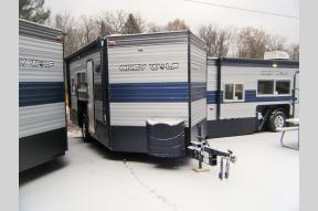 New 2020 Forest River RV Cherokee Grey Wolf 16BF Photo