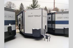 New 2020 Forest River RV Cherokee Grey Wolf 17MPH - Natural Photo