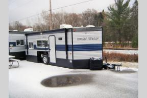 New 2020 Forest River RV Cherokee Grey Wolf 17MP - Natural Photo