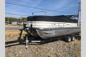 New 2020 Berkshire Pontoons CTS Series 22RFX Photo