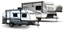 Tent Trailers & Hybrids