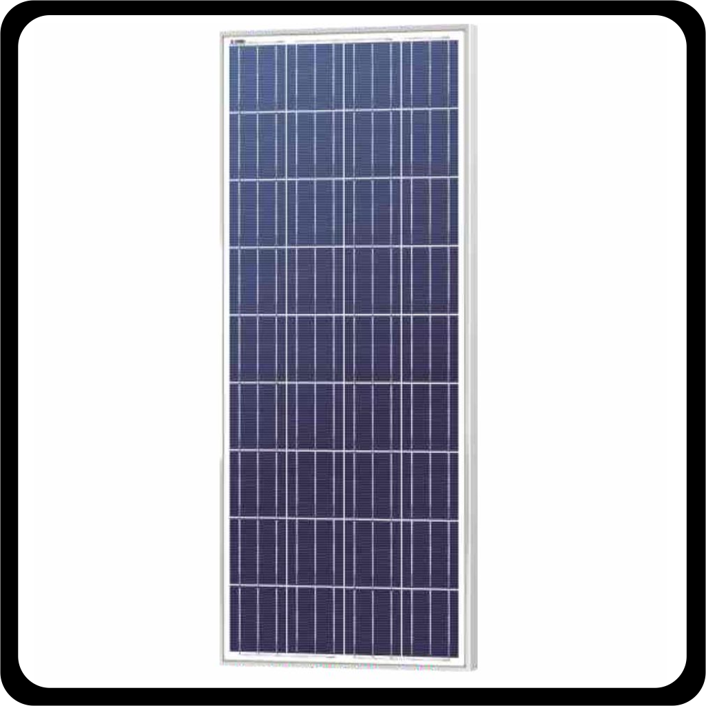 Matrix 160W Polycrystalline Solar Panel Kit