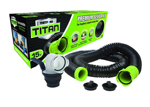 Titan Sewer Kit