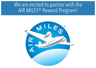 AIR MILES® Reward Miles*