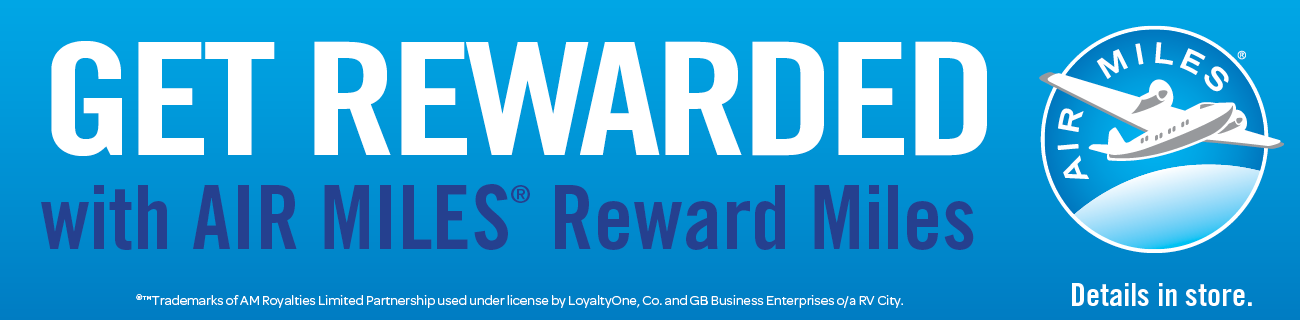 Get Rewarded at RV City