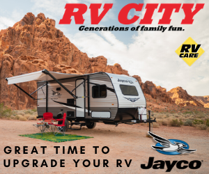 Upgrade you RV at RV City