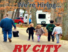 Join the RV City Team