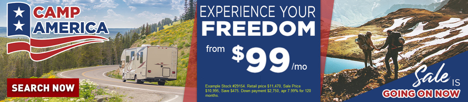 Experience Your Freedom