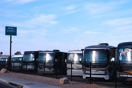 2155 HWY 95, Bullhead City, Arizona, Motorhome Dealer | RV