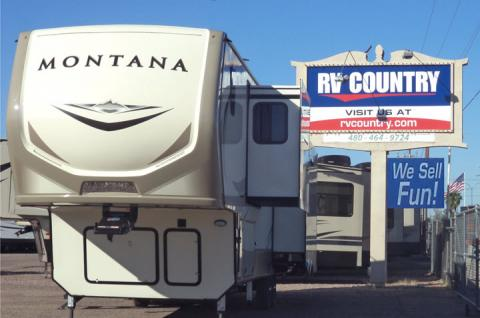 2501 E Main Street, Mesa, Arizona, Motorhome Dealer | RV Country