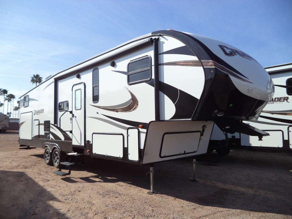 New 2018 Prime Time Rv Crusader Lite 29bh Fifth Wheel At Rv Country Lakeside Az 25565