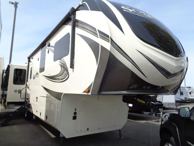 New 2019 Grand Design Solitude 377mbs Fifth Wheel At Rv
