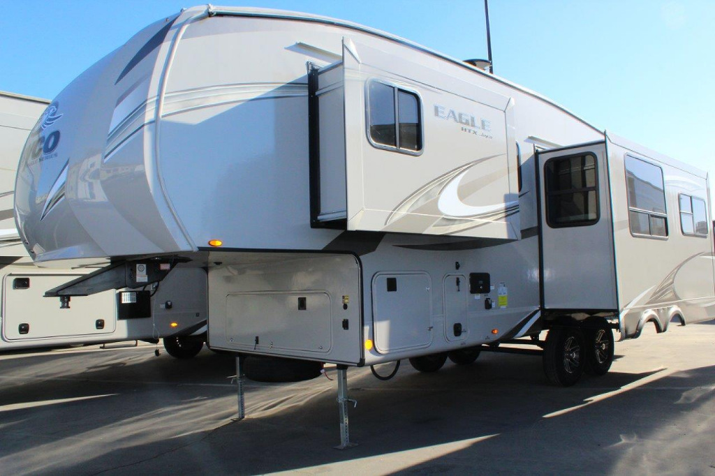 New 2019 Jayco Eagle Htx 26rlx Fifth Wheel At Rv Country