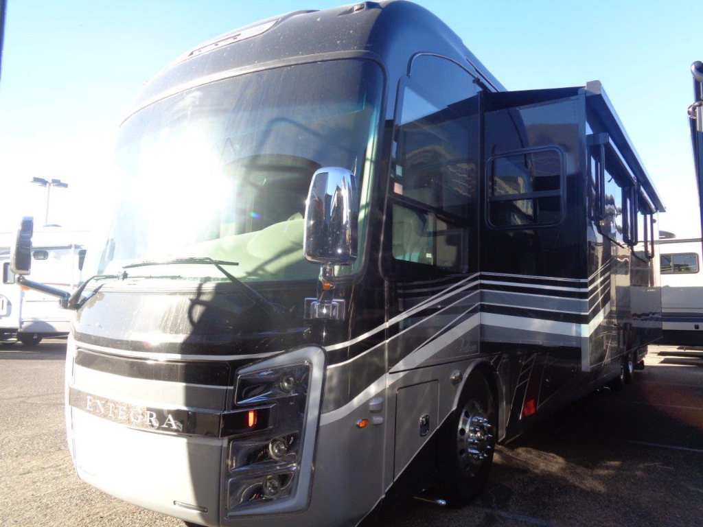 New 2019 Entegra Coach Anthem 44W Motor Home Class A - Diesel at RV