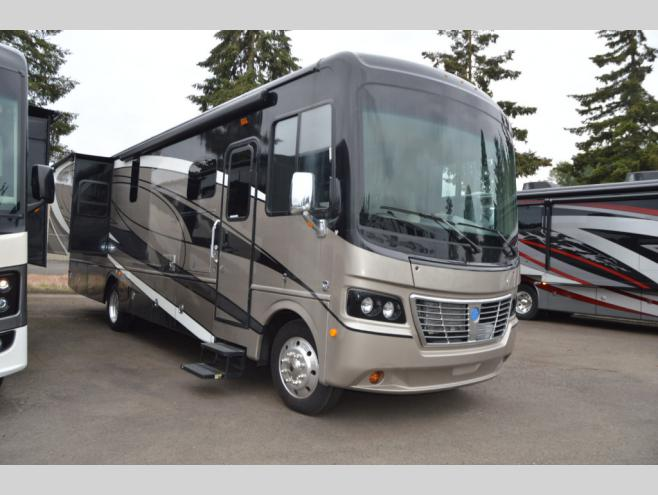 Used 2018 Holiday Rambler Vacationer 35K Motor Home Class A