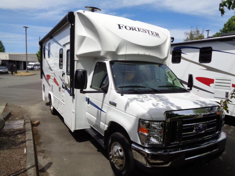 2019 Forest River RV Forester 2421MS Ford