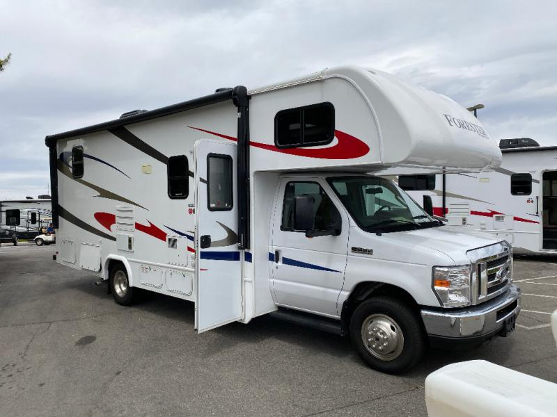 2020 Forest River RV Forester 2441DS Ford