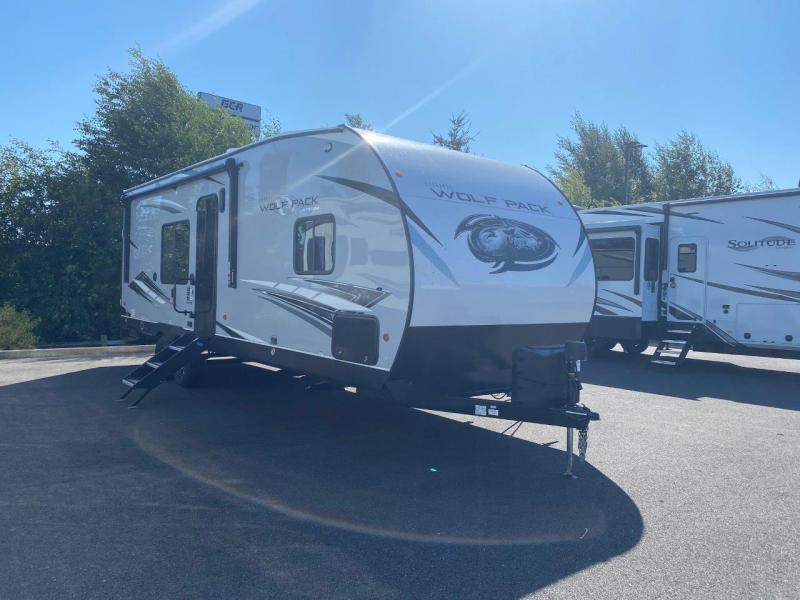 2022 Forest River RV Cherokee Wolf Pack 24PACK14+