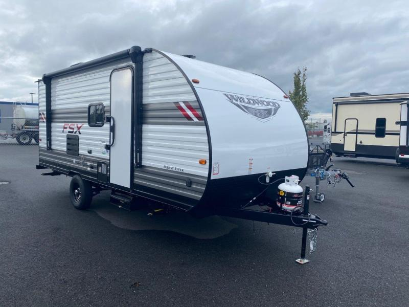 2022 Forest River RV Wildwood FSX 170SSX