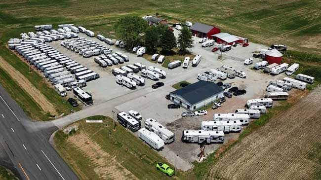 RV Location Dealership