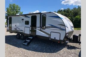 New 2021 Forest River RV Cherokee Alpha Wolf 26DBH-L Photo