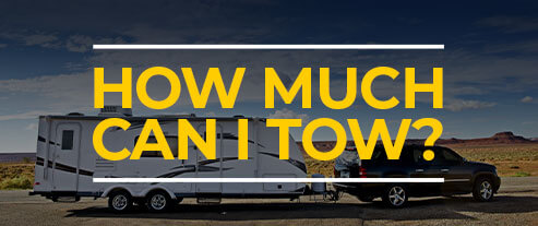 How much can I tow?