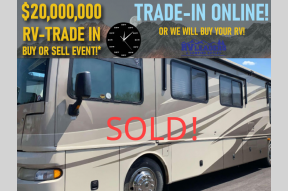 Used 2008 Fleetwood RV Expedition M38F Photo
