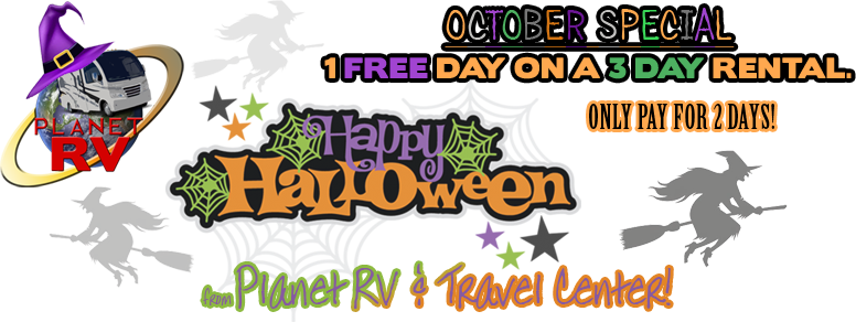 Halloween Rental Special! Call (954) 514 - 7860.