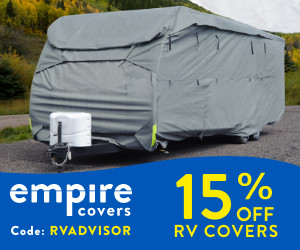 Get 15% off at Empire Covers During Checkout with Promo Code RVADVISOR!