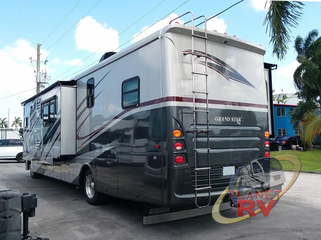 Used 2008 Newmar Grand Star Gsca 3752 Motor Home Class A