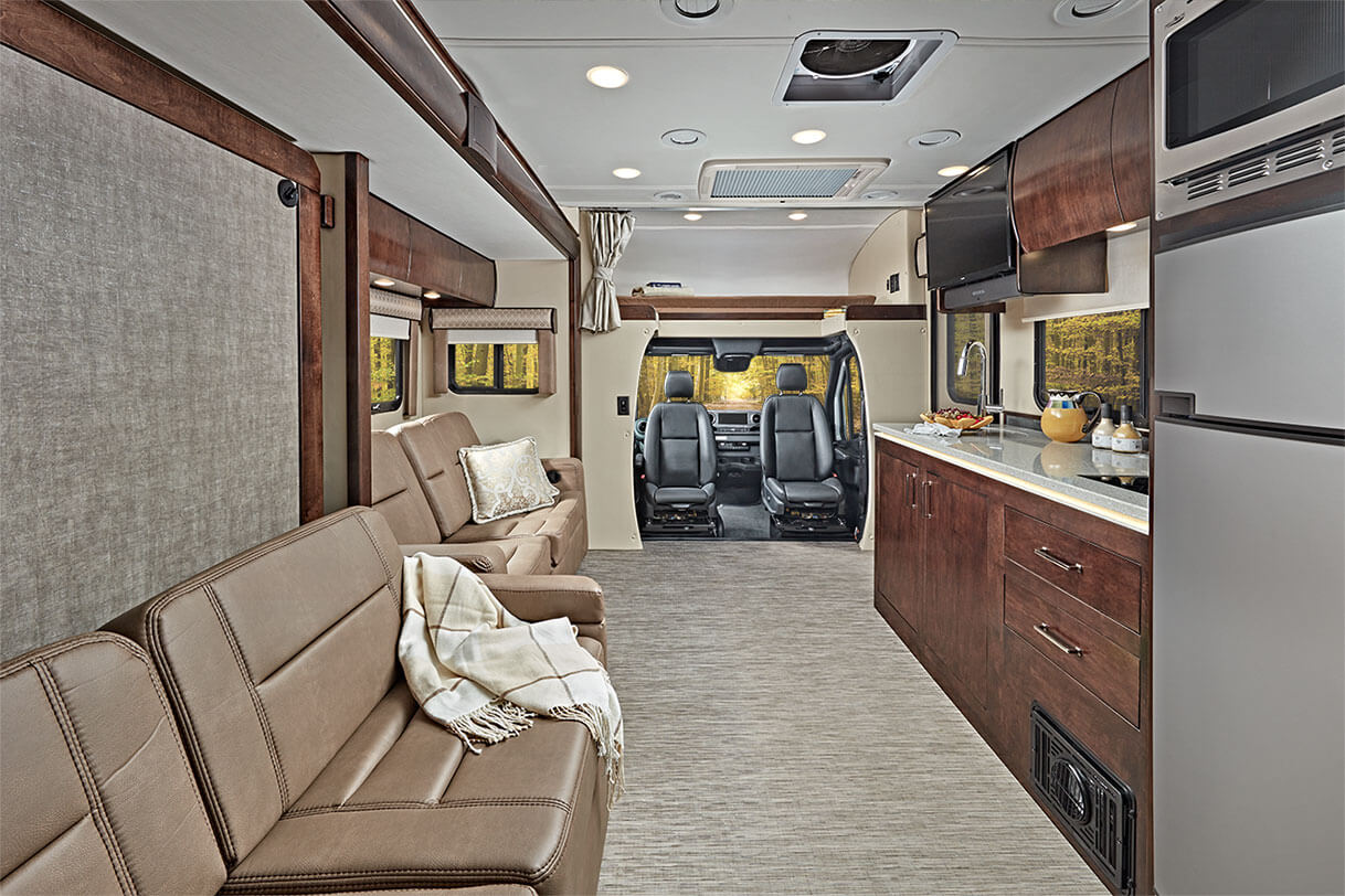 Vienna RV Interior