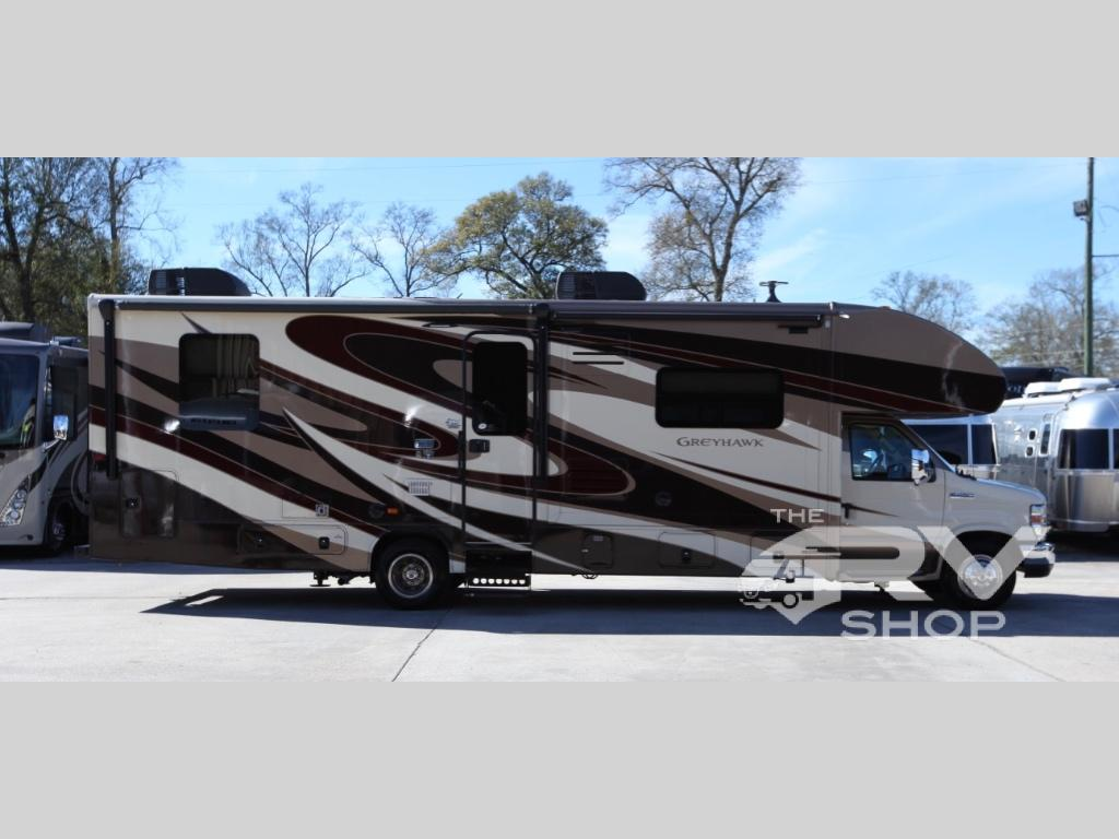 Used 2018 Jayco Greyhawk 29ME Motor Home Class C at The RV