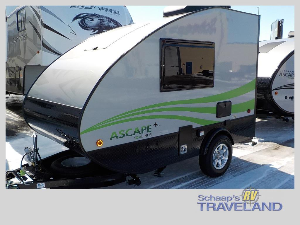 New 2019 ALiner Ascape Plus Travel Trailer at Schaap's RV