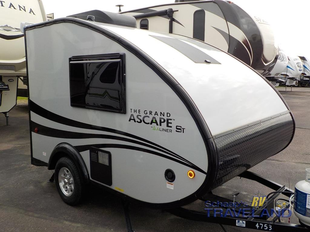 New 2019 ALiner Ascape Grand ST Travel Trailer at Schaap's