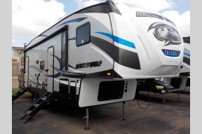 New 2018 Forest River RV Cherokee Arctic Wolf 315TBH8 Photo