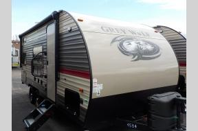 New 2018 Forest River RV Cherokee Grey Wolf 17BHSE Photo