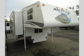 Used 2012 Northwood Arctic Fox Camper 990 Wet Bath Photo
