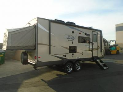 New 2019 Forest River RV Flagstaff Shamrock 21SS