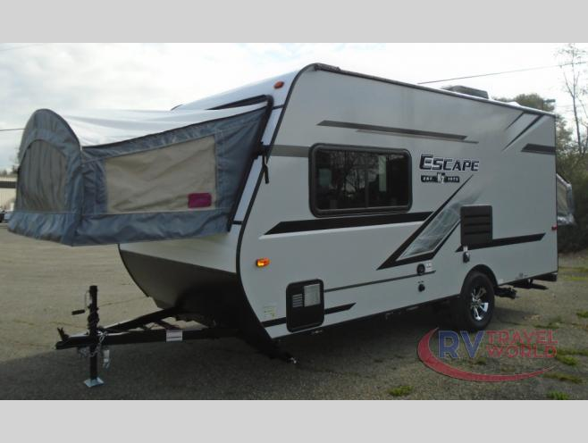 New 2019 KZ Escape E160RBT Travel Trailer at RV Travel World