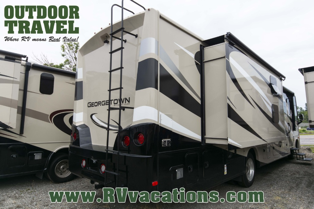 New 2020 Forest River RV Georgetown 5 Series 36B5 Motor Home